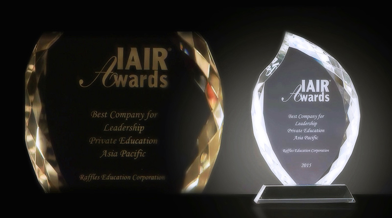 Best Company for Leadership Private Education Asia Pacific|IAIR Awards