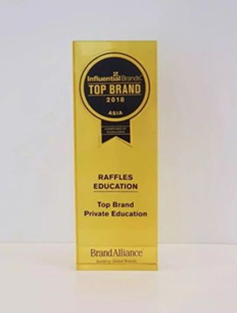 Asia Top Brand Private Education 2018